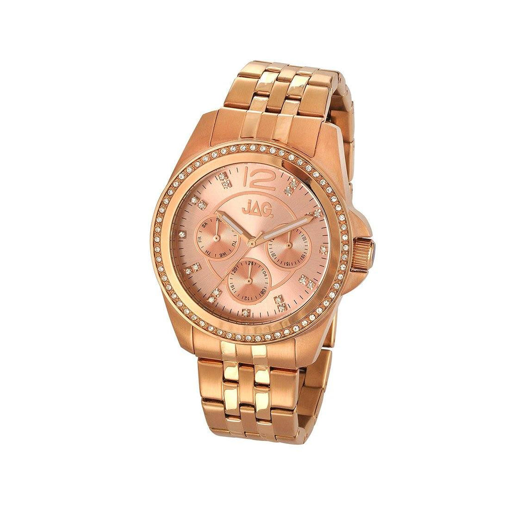 Jag Stella Rose Gold Watch Watches Jag