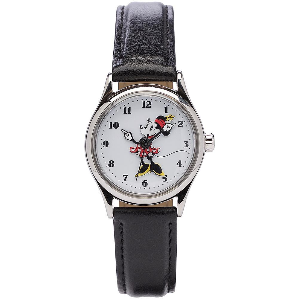 Disney Original Minnie Mouse Watch Black 34mm Watches Disney