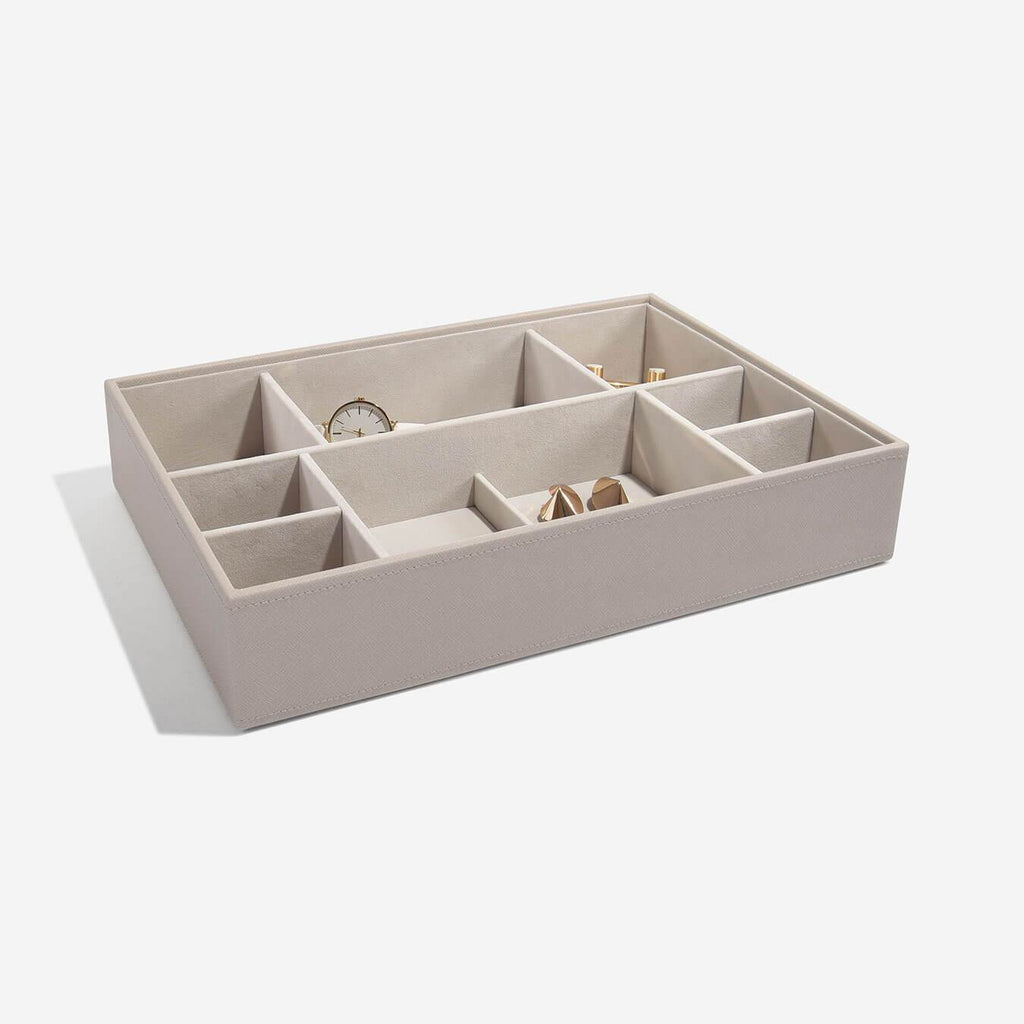 Stackers Supersized Deep 11 Sections Jewellery Layer Jewellery Boxes Stackers