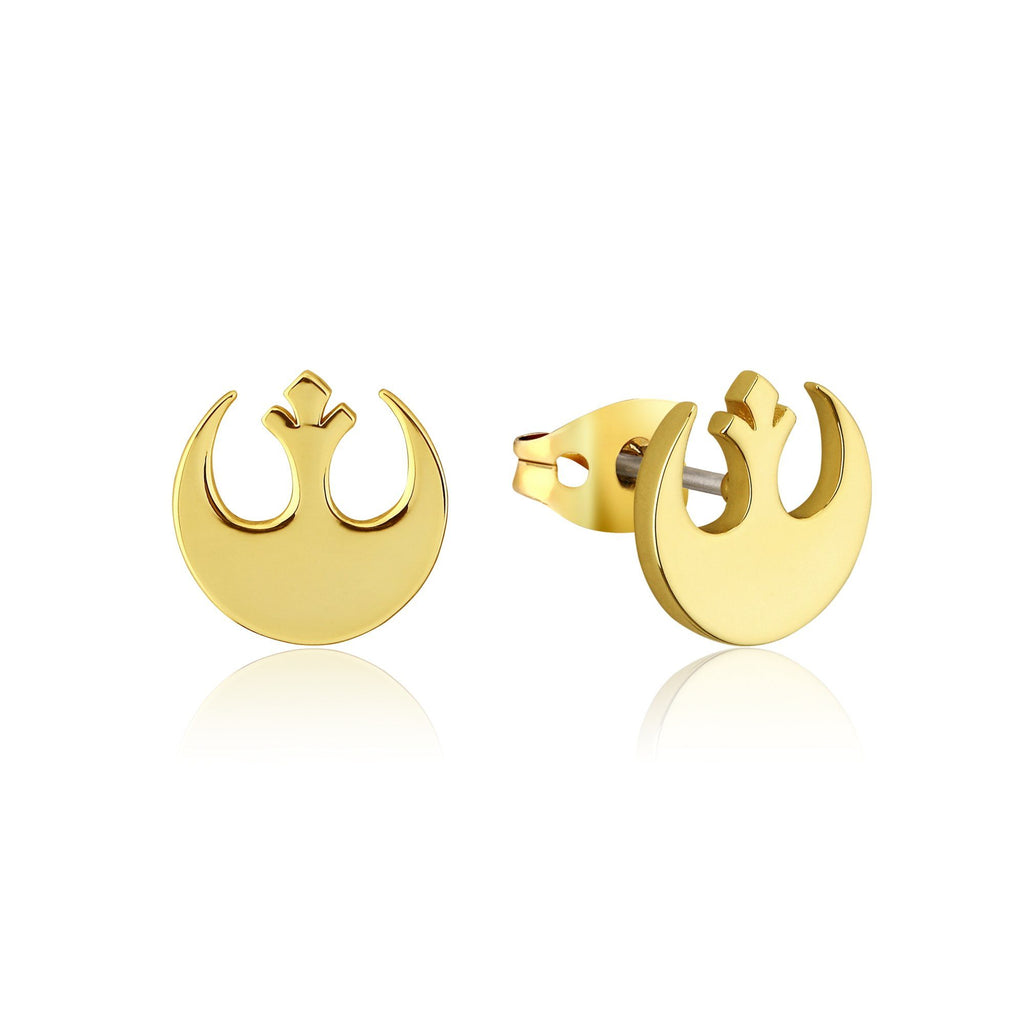 Star Wars Rebel Alliance Stud Earrings Earrings Disney by Couture Kingdom