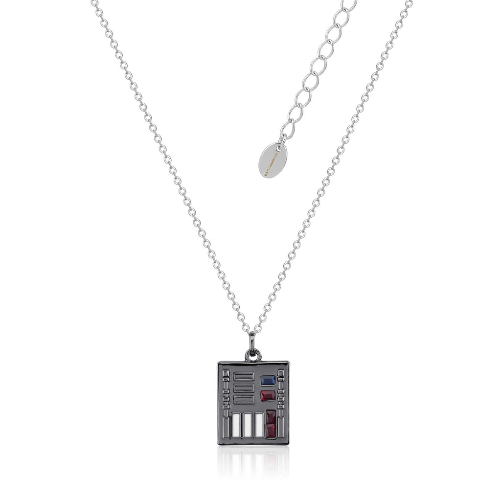 Star Wars Sarth Vader Control Necklace Necklaces Disney by Couture Kingdom