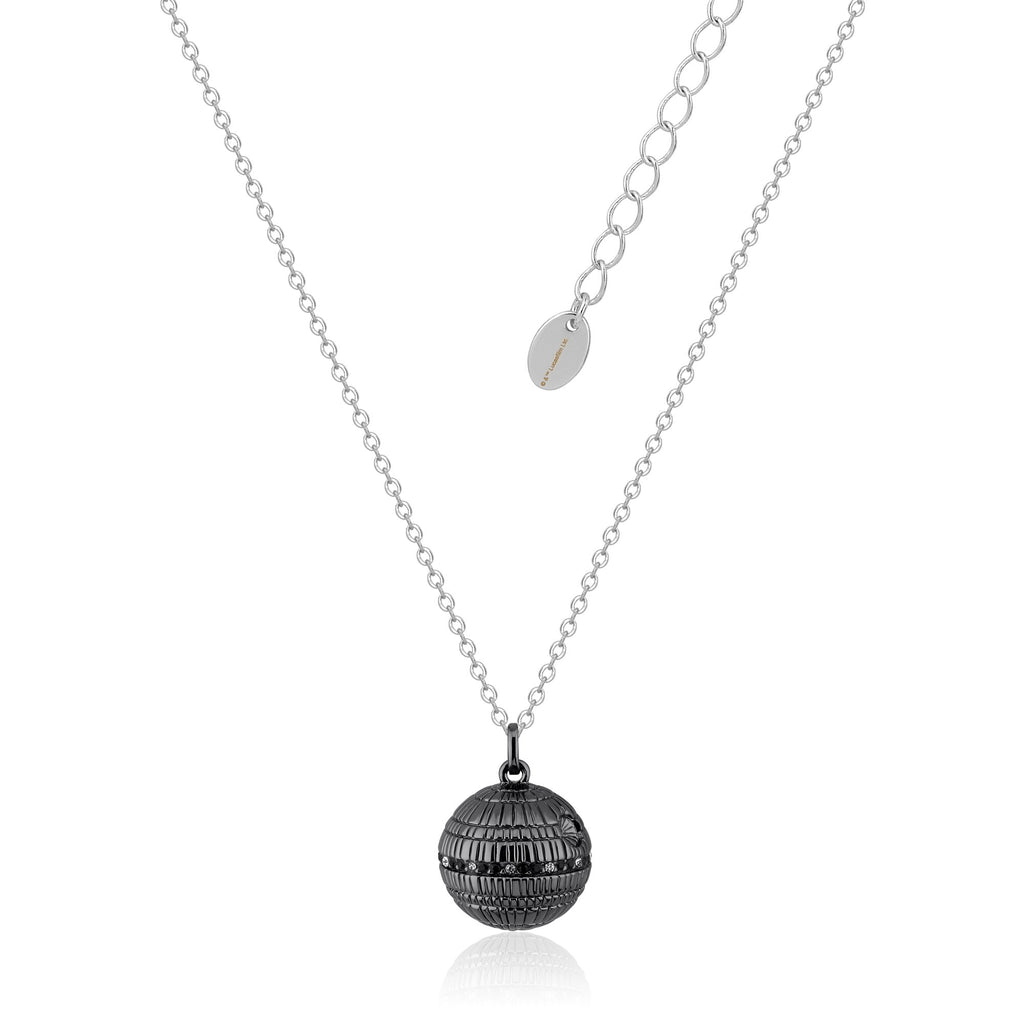 Star Wars Death Star Necklace Necklaces Disney by Couture Kingdom