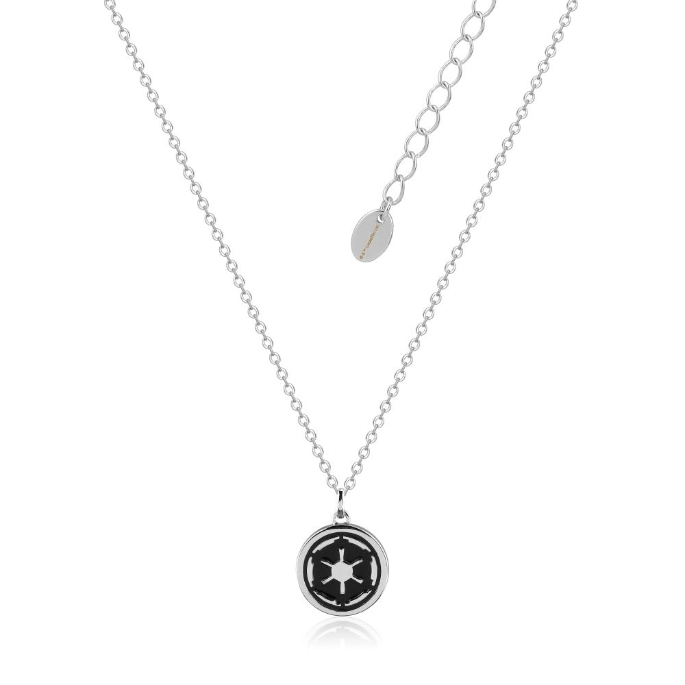Star Wars Rebellion vs Galactic Empire Necklace (reversible) Necklaces Disney by Couture Kingdom
