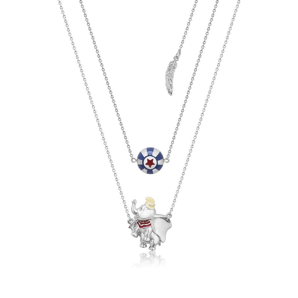 Disney Dumbo Circus Ball Necklace Necklaces Disney by Couture Kingdom