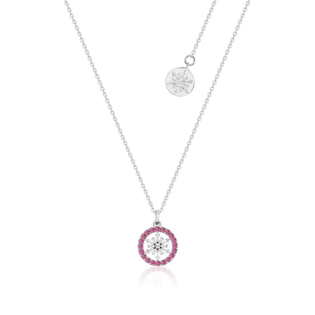Disney Frozen October Birthstone Necklace Necklaces Disney by Couture Kingdom