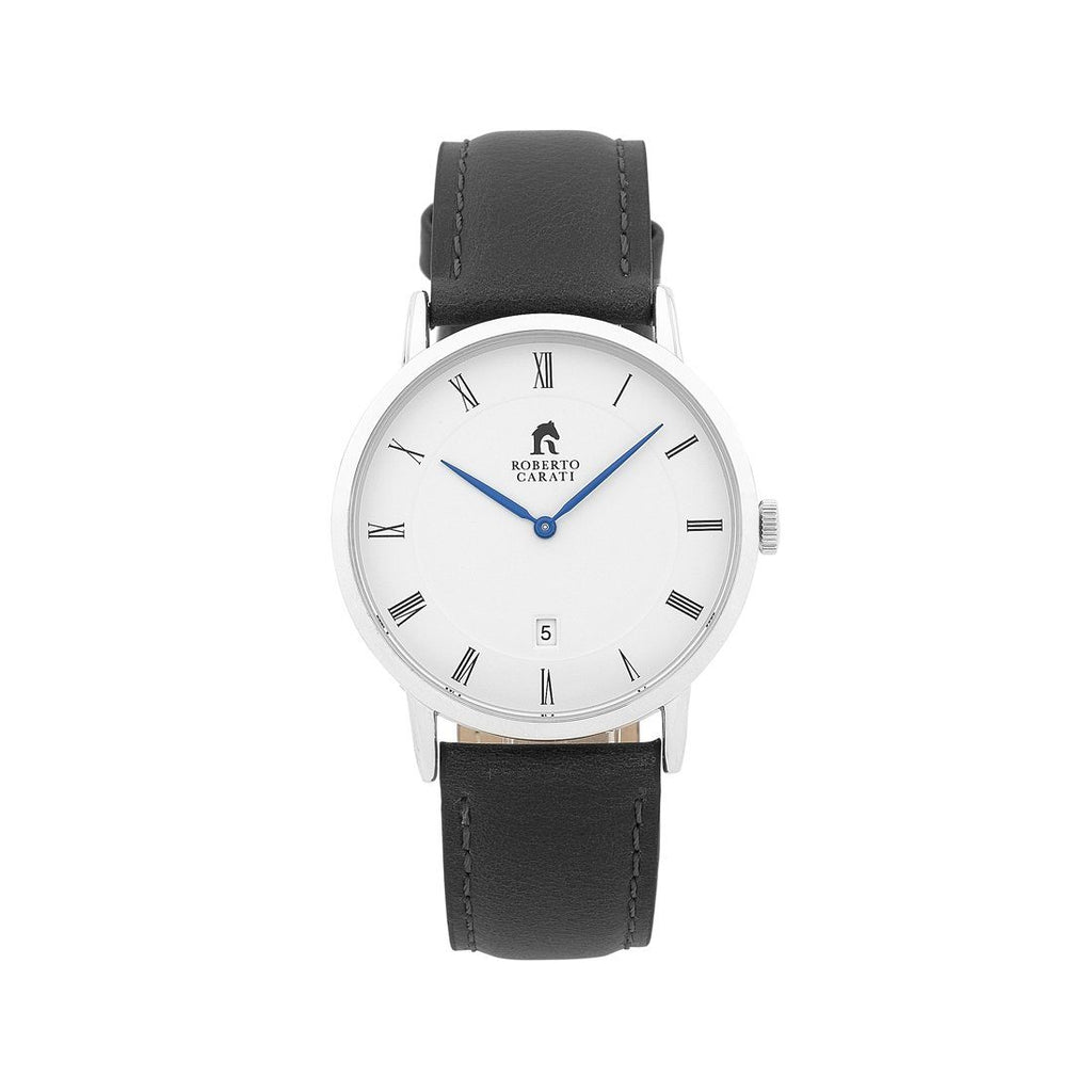 Roberto Carati Vincent Black Silver Watch SS292-V1 Watches Roberto Carati