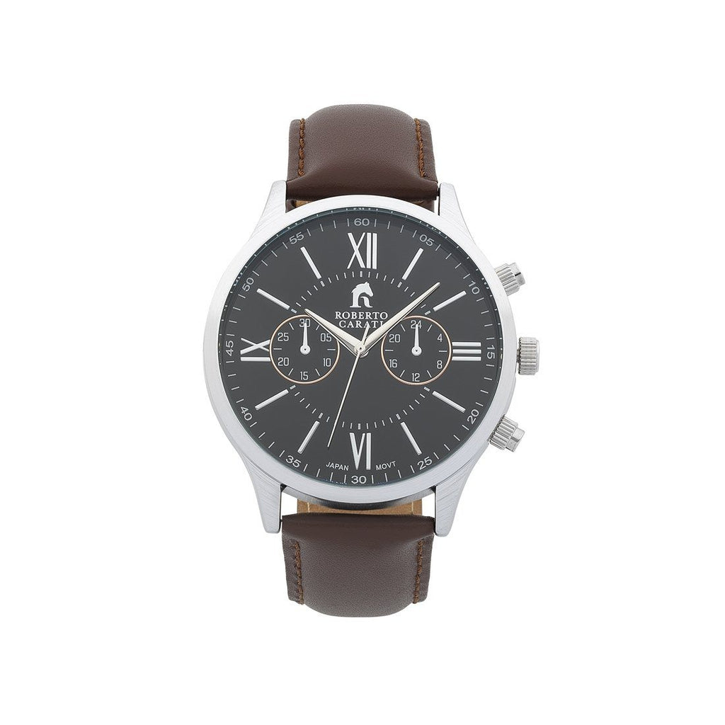 Roberto Carati Kobe Brown Leather Watch Model AR750IPS1