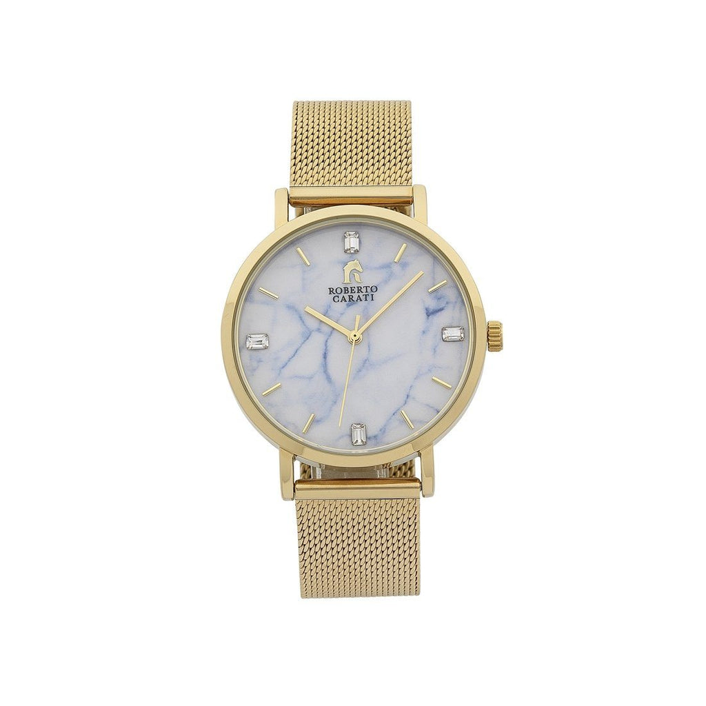 Roberto Carati Linda Gold Watch PW188W-MB-2-V2