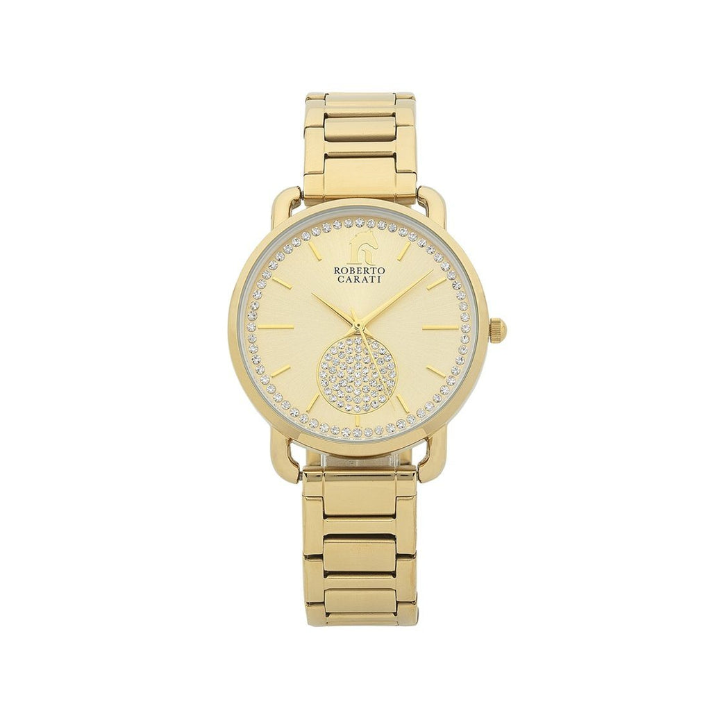Roberto Carati Dorothy Gold Watch GT683-V3