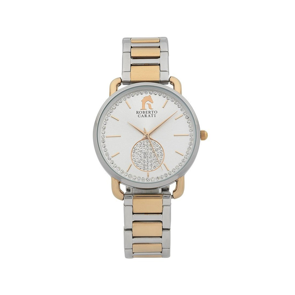 Roberto Carati Dorothy Silver Rose Watch GT683-V5 Watches Roberto Carati