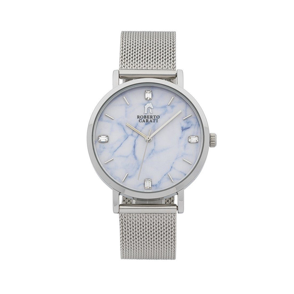 Roberto Carati Linda Silver Watch PW188W-MB-2-V1 Watches Roberto Carati