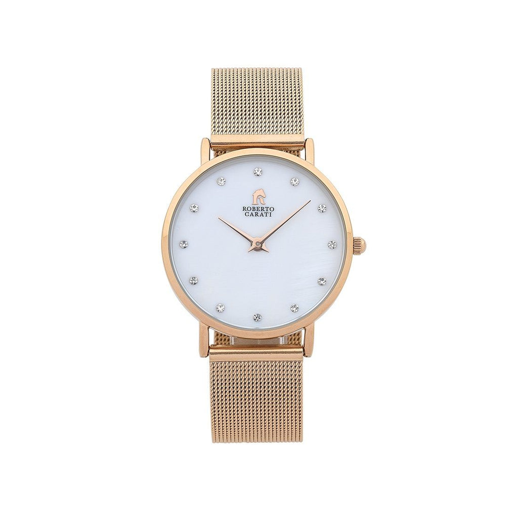 Roberto Carati Penelope Rose Watch SS330-V3
