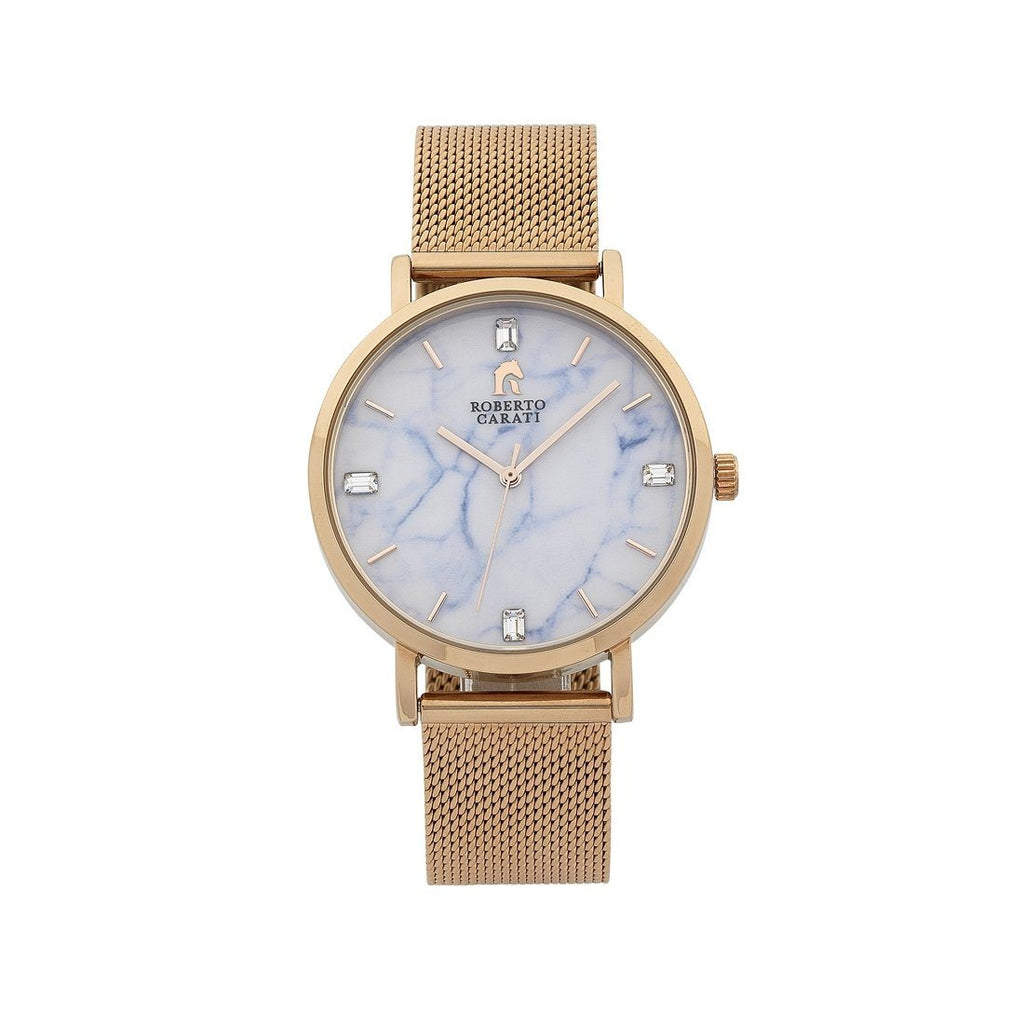 Roberto Carati Linda Rose Watch PW188W-MB-2-V3 Watches Roberto Carati