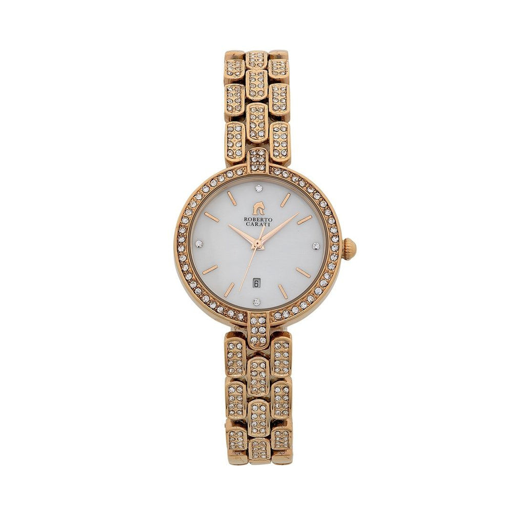 Roberto Carati Jasmine Rose Ladies Watch Watches Roberto Carati