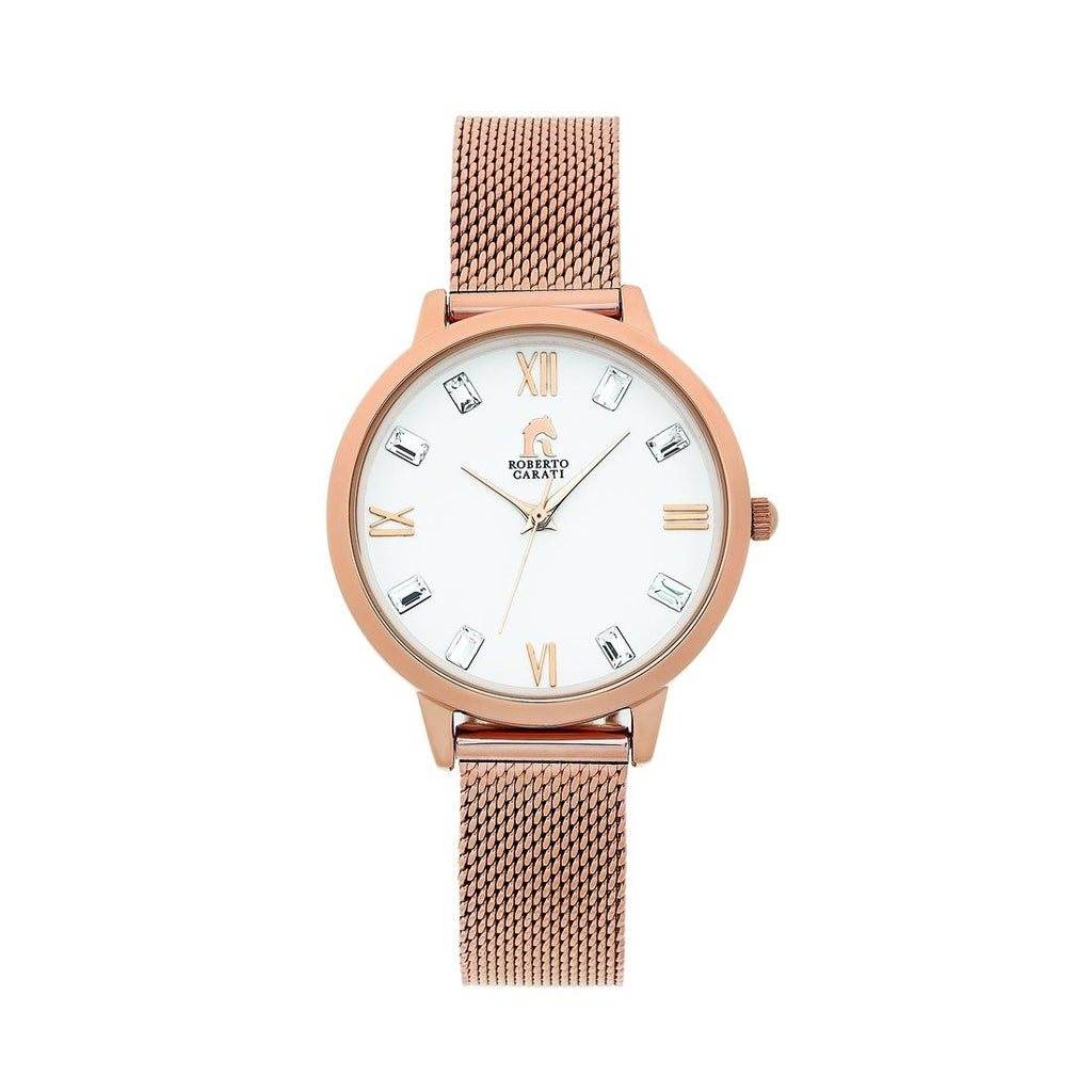 Roberto Carati Jersey Rose Watch Watches Roberto Carati
