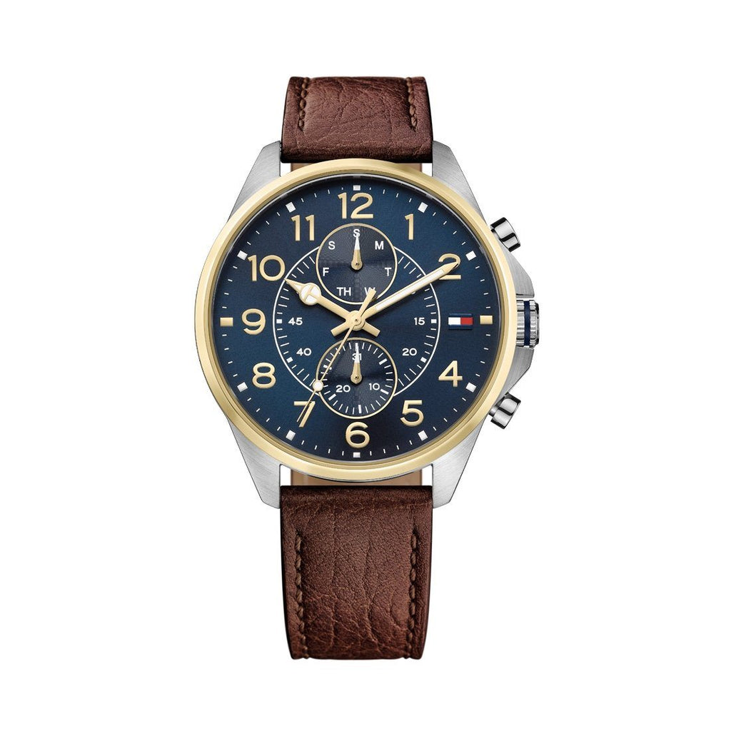 Tommy Hilfiger Mens Watch Model 1791275 Watches Tommy Hilfiger