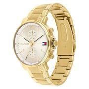 Tommy Hilfiger Daniel Multifunction Gold Watch Model 1710415 Watches Tommy Hilfiger