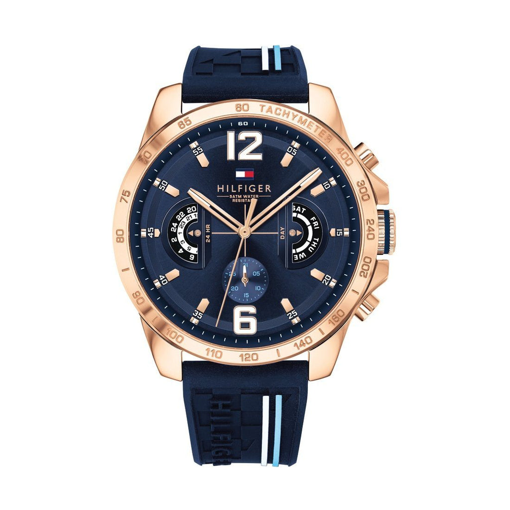 Tommy Hilfiger Decker Multifunction Mens Watch 1791474