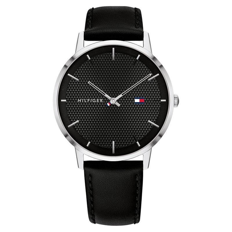 Tommy Hilfiger James Black Watch 1791651