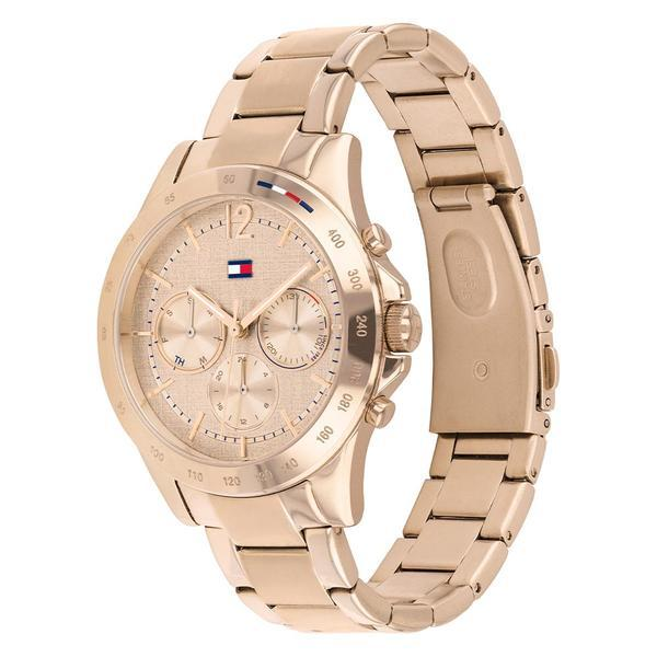Tommy Hilfiger Haven Multifunction Rose Gold Watch Model 1782197 Watches Tommy Hilfiger
