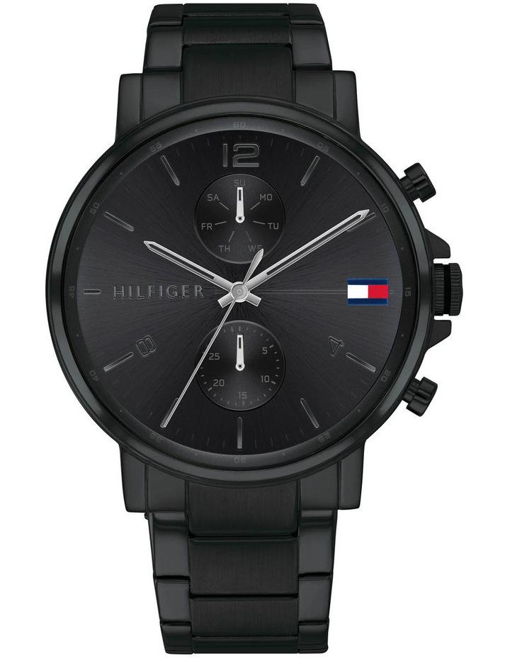 Tommy Hilfiger Daniel Multifunction Black Watch Model 1710414