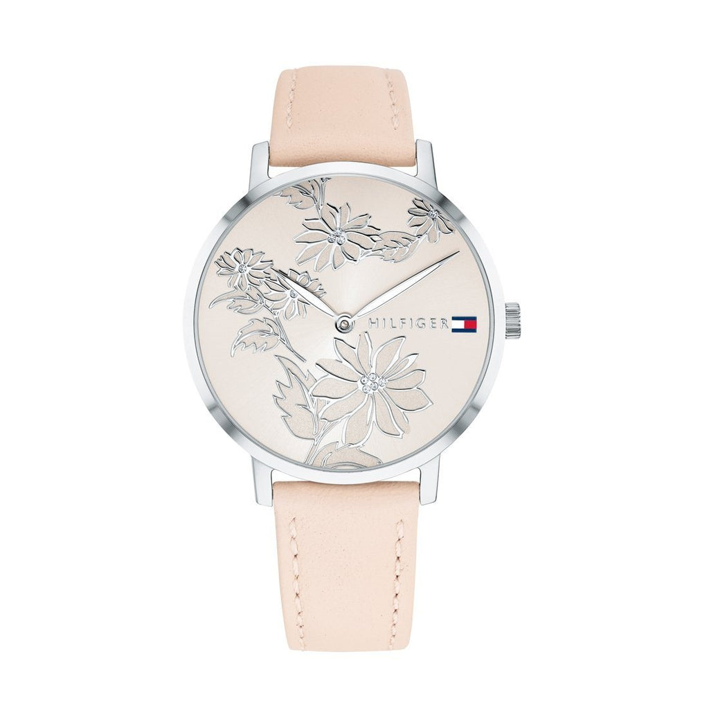 Tommy Hilfiger Silver Ladies Watch Model 1781919 Watches Tommy Hilfiger
