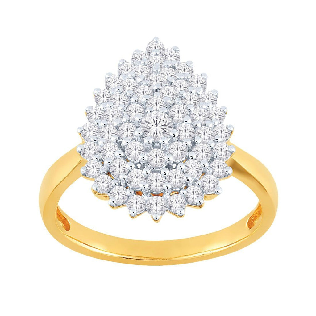 MADE TO ORDER - VIP Exclusive 9ct Gold 1.00ct Diamond Ring Rings Bevilles