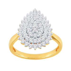 MADE TO ORDER - VIP Exclusive 9ct Gold 1.00ct Diamond Ring