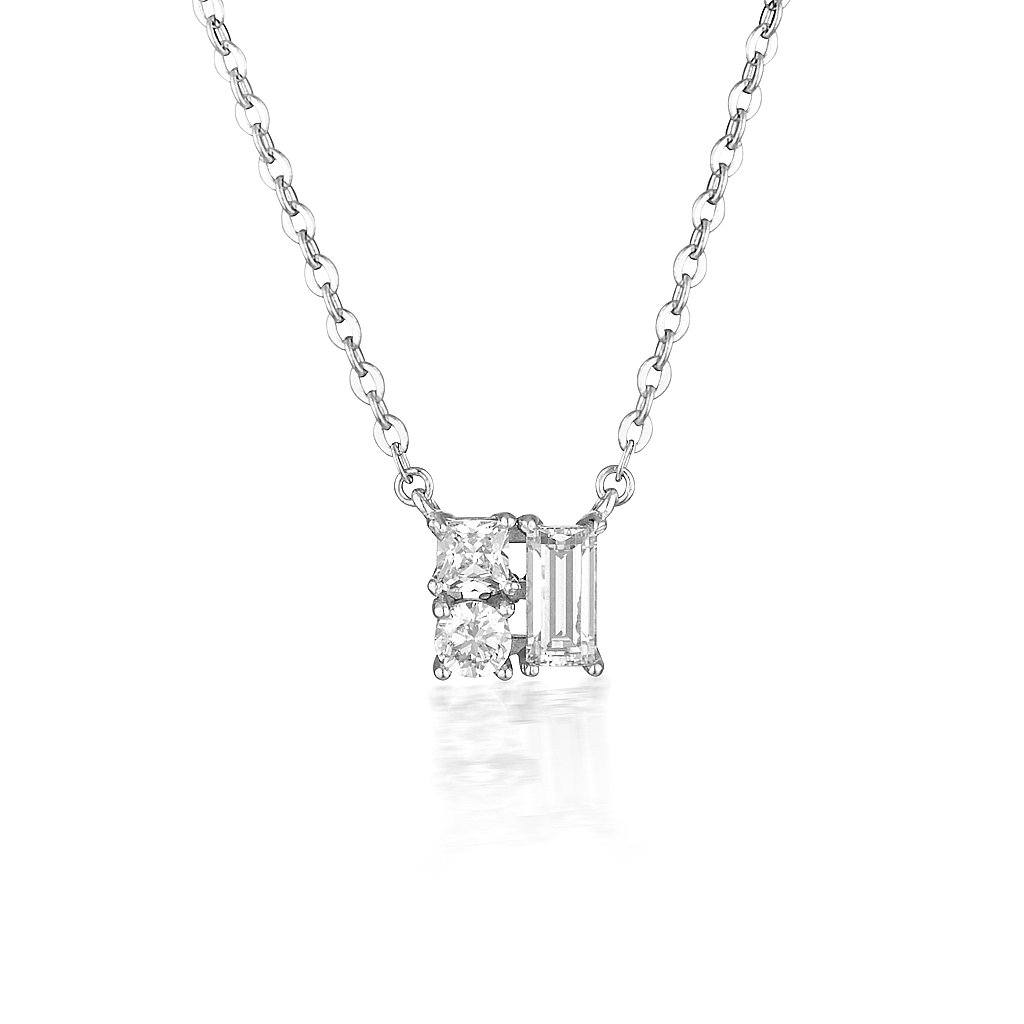 THEA SILVER PENDANT Bevilles Jewellers