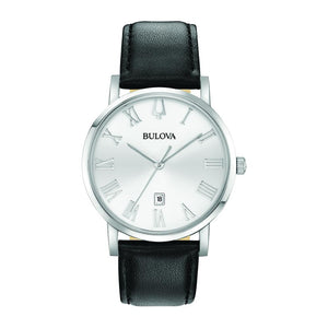 Bulova Classic Men's Quartz Watch SSWP WR