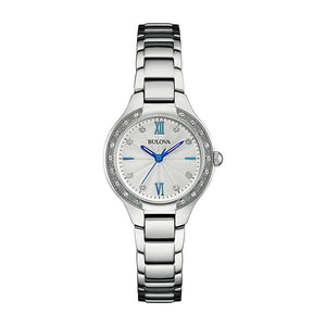 Bulova Women's Diamond Watch SSWP WR