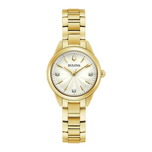 Bulova Women's Diamond Watch SSYP WR30