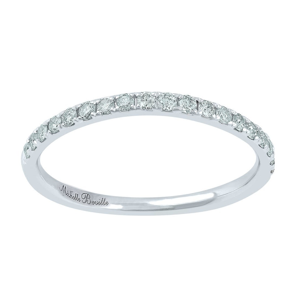 Love by Michelle 18ct White Gold 0.20 ct Diamond Ring