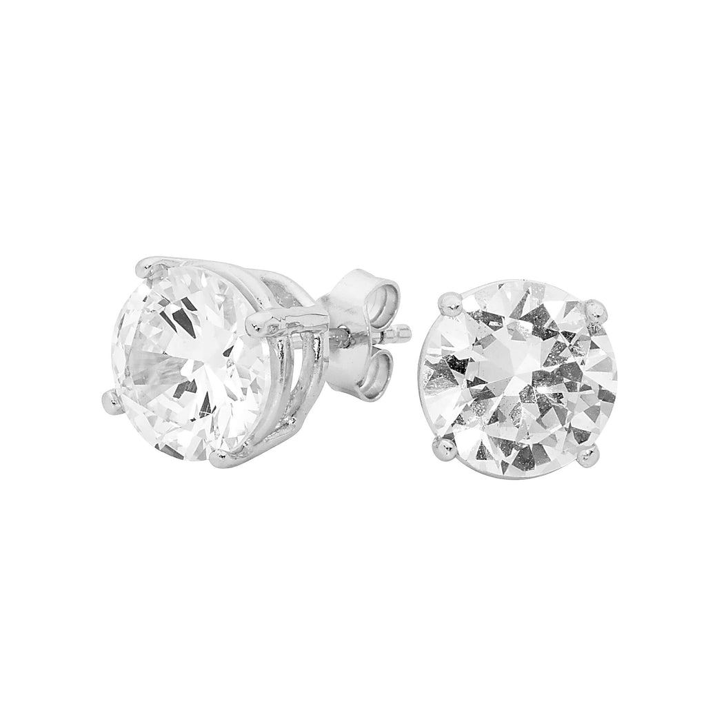 GEORGINI 9MM ROUND STUD Bevilles Jewellers