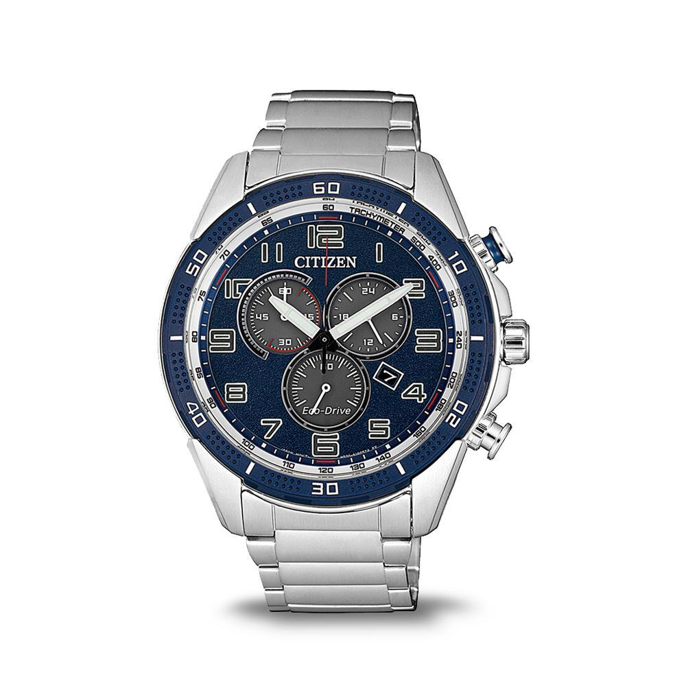Citizen Mens Eco-Drive Chronograph Watches Citizen