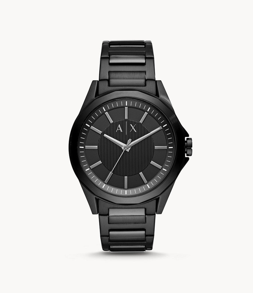 Armani Exchange Black Analogue Watch-AX2620 Watches Armani Exchange