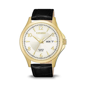 Citizen Mens Gold Watch BF2003-25A