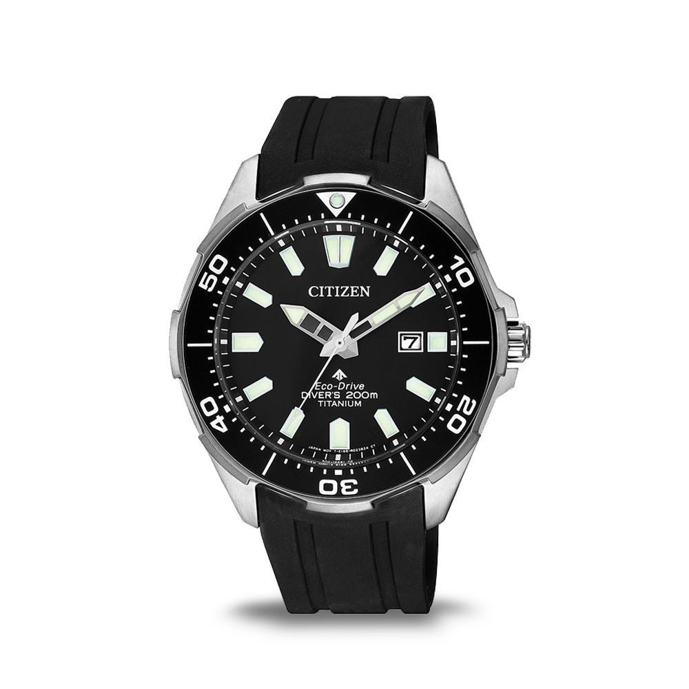 Citizen Mens Titanium Promaster Diver BN0200-13E Watches Citizen