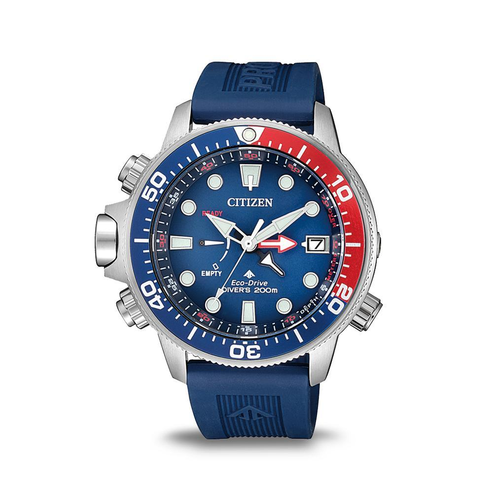 Citizen Mens Promaster Aqualand Diver BN2038-01L