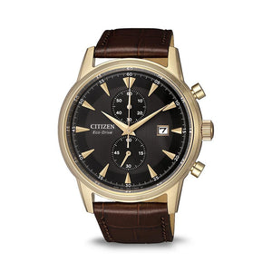 Citizen Mens Eco-Drive Chronograph CA7008-11E