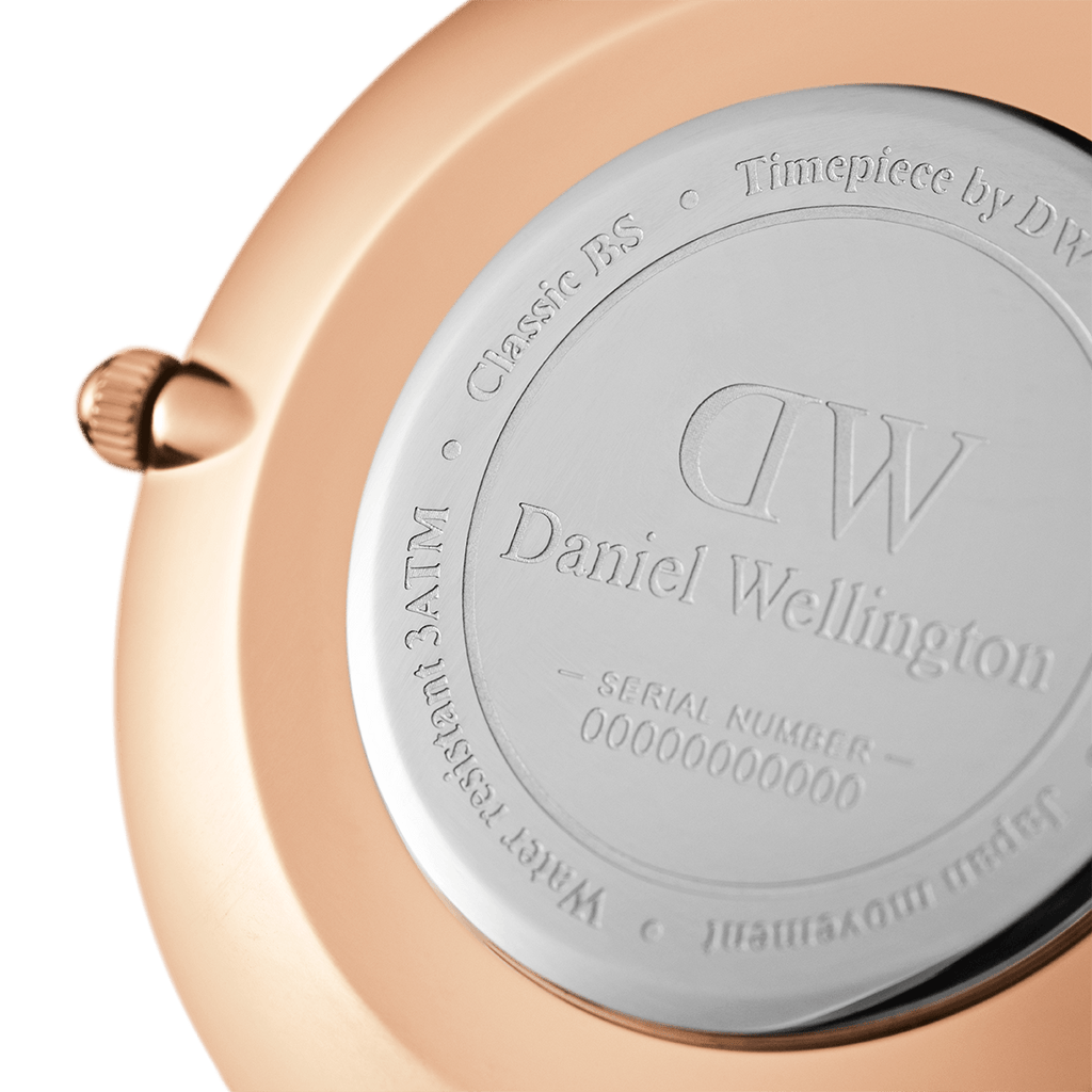 Daniel Wellington Petite Melrose 36mm Watches Daniel Wellington