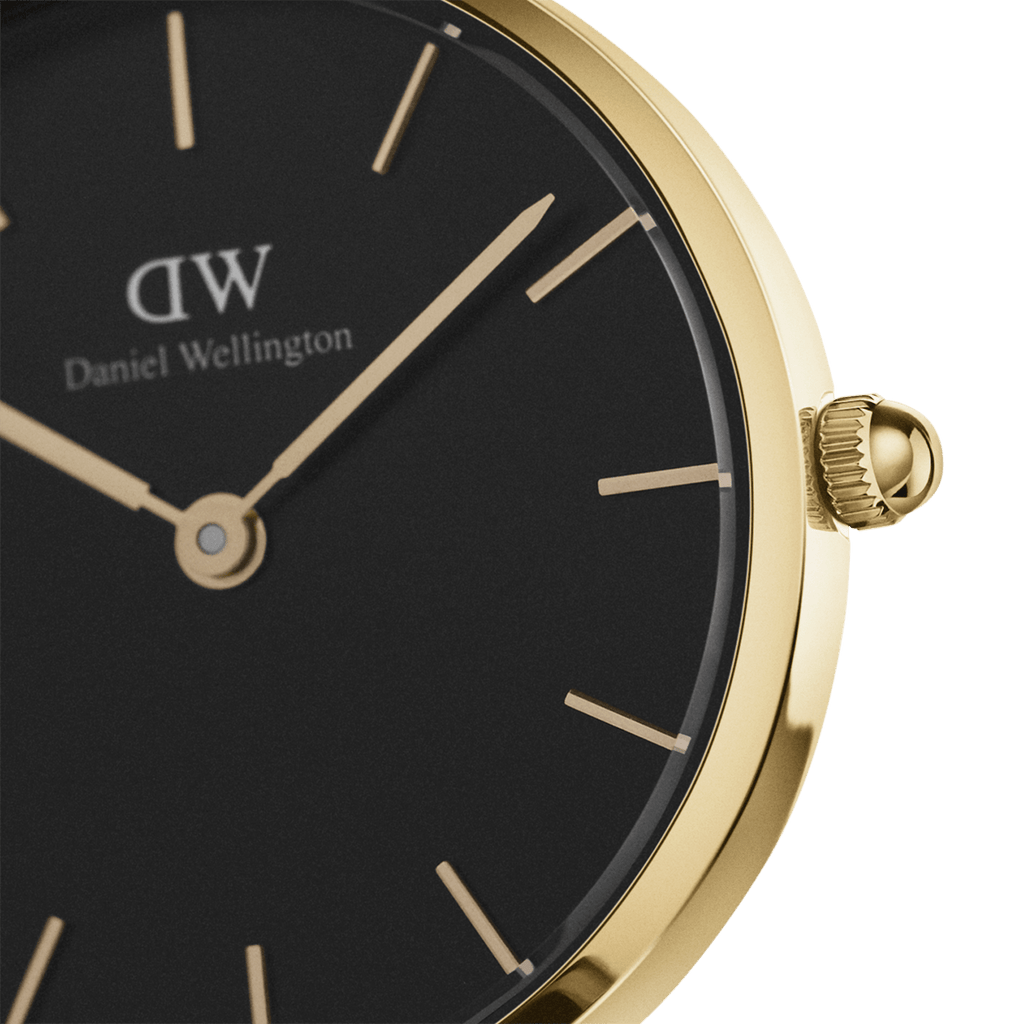 Daniel Wellington Petite Evergold 28mm DW00100349 Watches Daniel Wellington