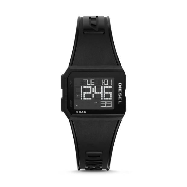 Diesel Chopped Black Watch-DZ1918 Watches Diesel