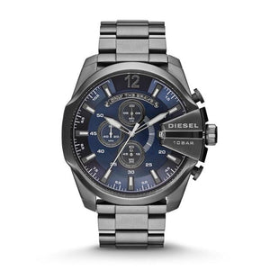 Diesel Mega Chief Grey Chronograph Watch-DZ4329