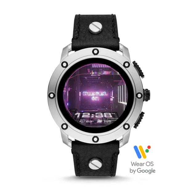 Diesel Axial Black Smartwatch-DZT2014 Watches Diesel