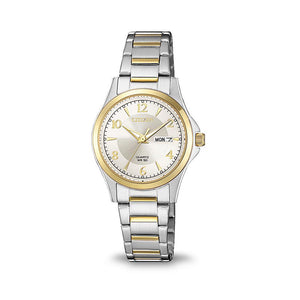 Citizen Womens Two Tone Watch EQ0595-55A
