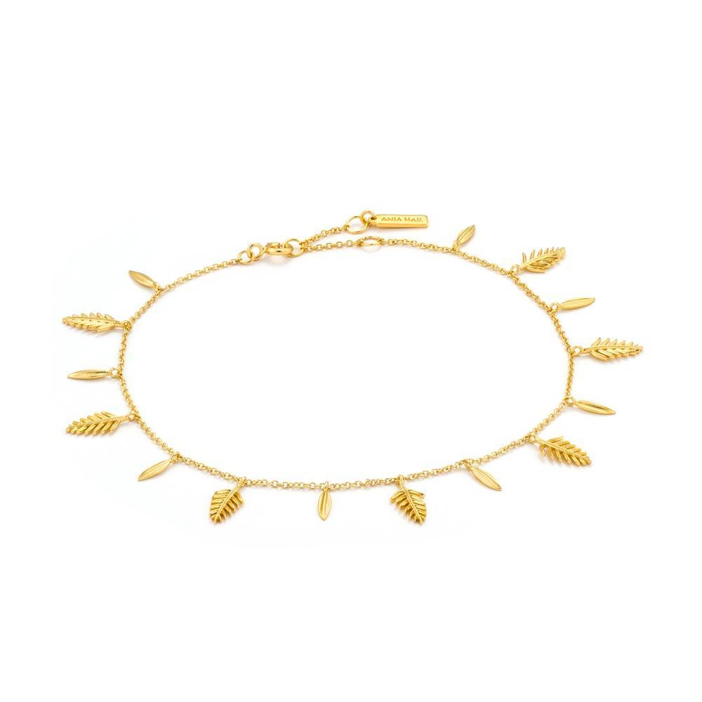 Ania Haie Tropic Anklet - Gold Anklet Ania Haie