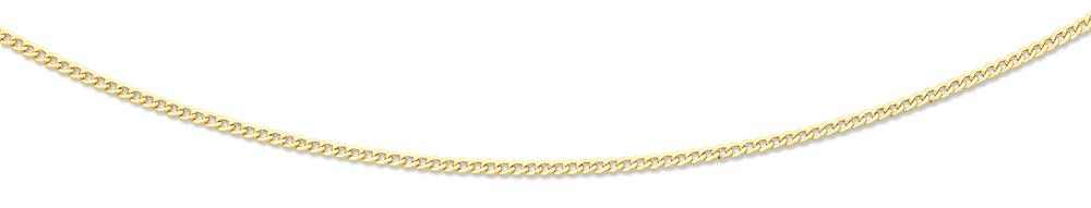9ct Yellow Gold 45cm Necklace Necklaces Bevilles