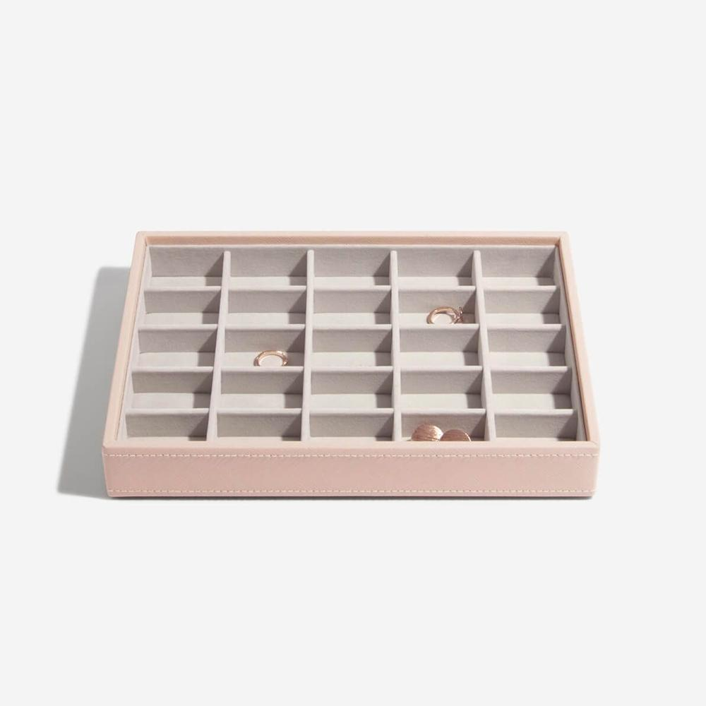 Stackers Classic 25 Compartment Layer Jewellery Boxes Stackers