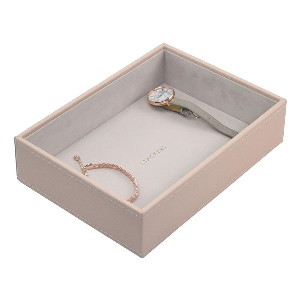 Stackers Classic Deep Open Compartment Layer Jewellery Boxes Stackers